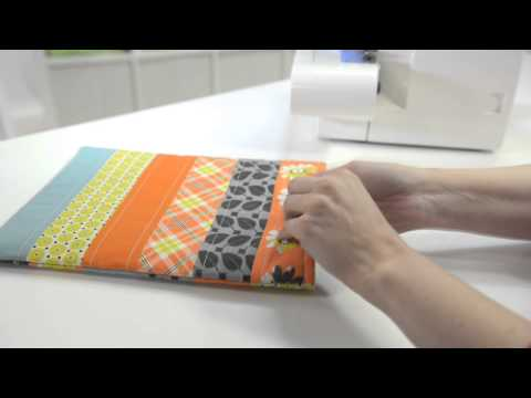 SINGER® Serger Quilting