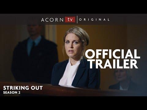Acorn TV Original | Striking Out Season 2 Trailer | Streaming Now