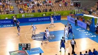 Highlights Finland-Sweden EuroBasket 2013