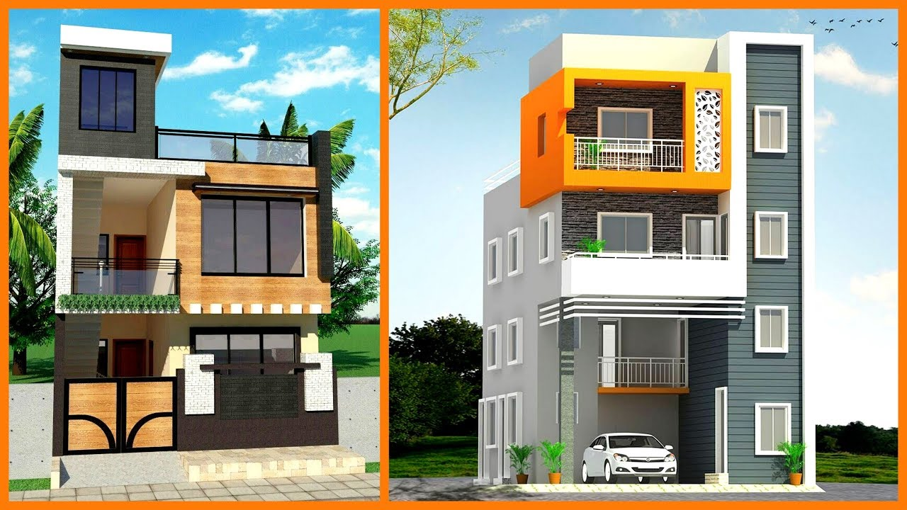 maxresdefault - Get Small House 2Nd Floor House Front Elevation Designs For Double Floor Images