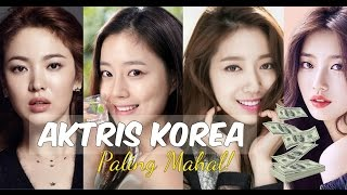 Video 12 Aktris Korea TERMAHAL 2016 | Menyambut 2017 MP3, 3GP, MP4, WEBM, AVI, FLV April 2018