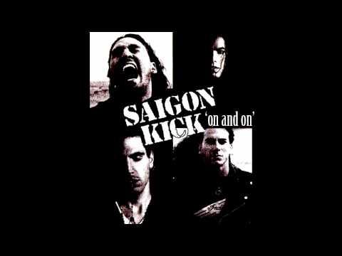 Tekst piosenki Saigon Kick - On And On po polsku