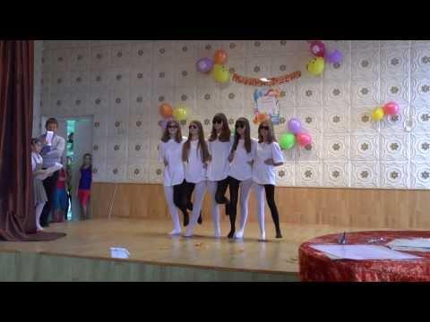 Танец колготок. Наша версия видео