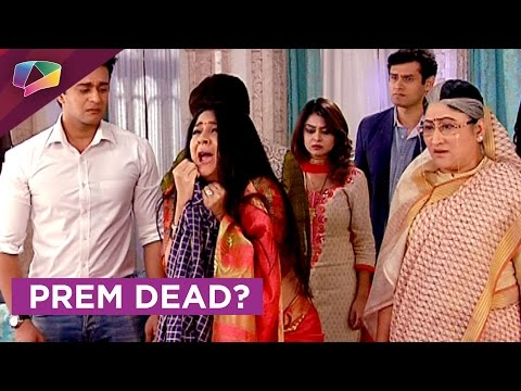 Prem Dies And Simar Gets Shattered | Sasural Simar