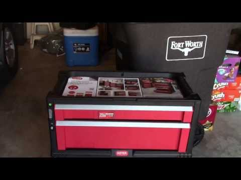 Keter 7 Drawer Tool Chest System