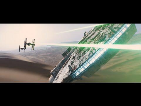 star wars: episodio vii - il risveglio della forza teaser trailer