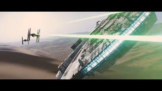 Star Wars: Il Risveglio della Forza | Teaser Trailer Italiano