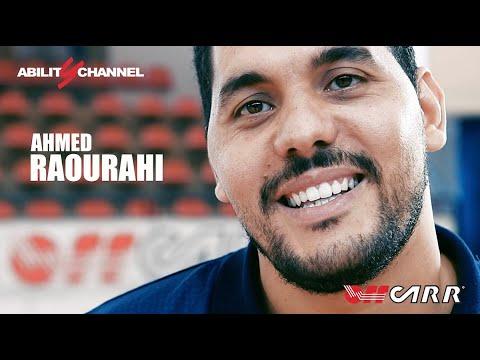 Grinta senza limiti – Ahmed Raourahi