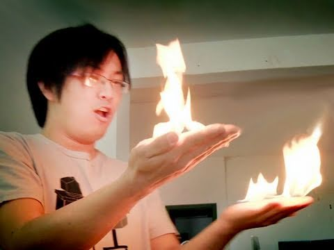 Fire Hands Video