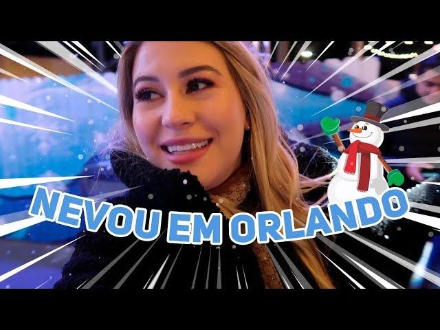 Loja da Disney + Almoço de Domingo - VLOG ORLANDO 3 - Niina Secrets