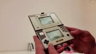 Game and Watch: Donkey Kong II (Dedicated Handheld) by JES