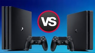 PS4 Pro vs PS4 Slim - All you need to know BEFORE BUYING !
