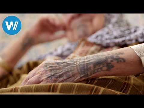 Tunesien, die Kunst der Berbertattoos (360° - GEO Reportage)