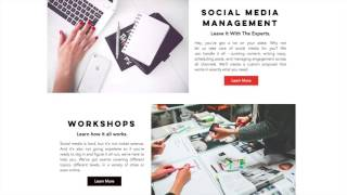 Social Media Workshops, Resources, Swag & More
