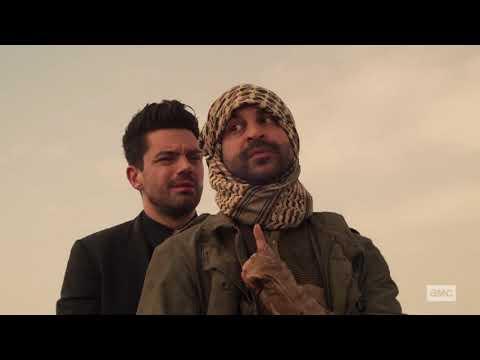 Preacher S04E02 - Coptic & Muslim argument scene