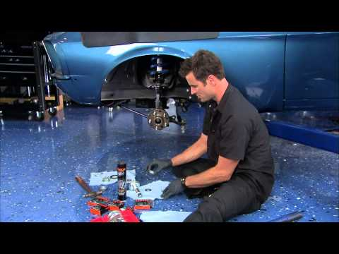 Timken Wheel Bearings Featured on Two Guys Garage -- 1967 Mustang Rebuild