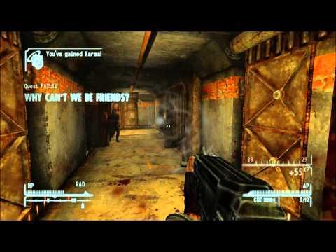 12.7mm SMG - Fallout: New Vegas