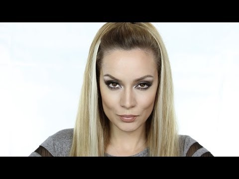 JLo inspired MakeUp Tutorial – (Jennifer Lopez) Contour & Highlight