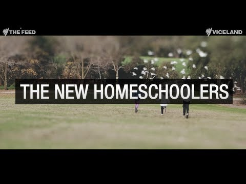 Home-schooling and 'unschooling' on the rise - The Feed (видео)