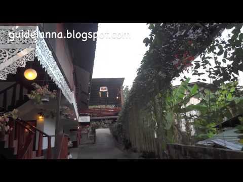 บุญดีเฮ้าส์ ห้องพักที่แม่ฮ่องสอน Boondee hosue Mae Hong Son (видео)