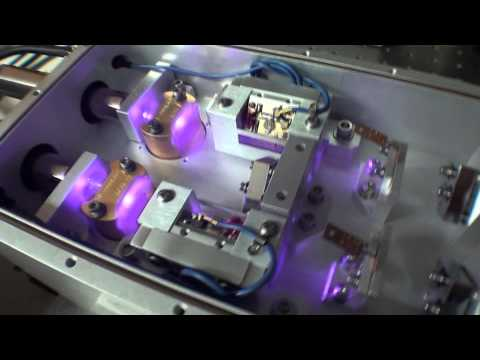 80'000 laser pulses per second with 0.25mJ energy @ 1064nm
