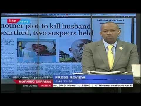 How Nairobi women collude with criminals to kill their husbands