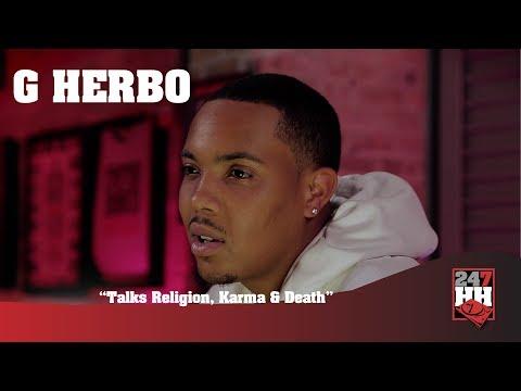 G Herbo - Talks Religion, Karma & Death (247HH Exclusive)