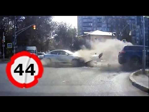 Car Crash Compilation # 44 || Подборка ДТП и Аварий Июнь 2014