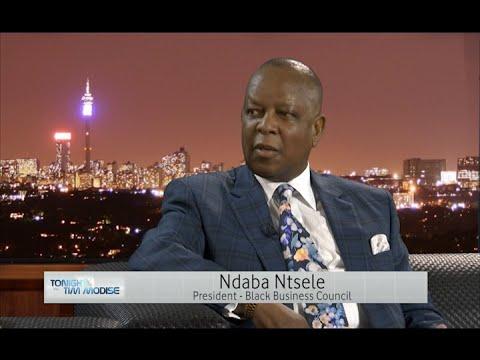 Black Business Council's Ndaba Ntsele — President Jacob Zuma must stay put until 2019! (видео)