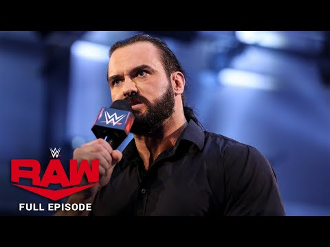 WWE Raw Full Episode, 17 August 2020