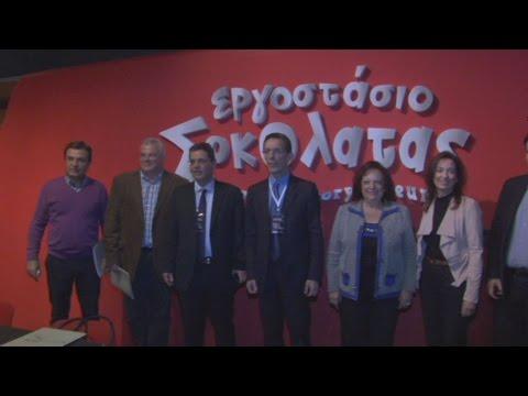 Το Εργοστάσιο και Μουσείο Σοκολάτας ανοίγει τις πόρτες του στην Αθήνα