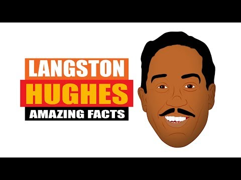 Leadership quotes - Who is Langston Hughes  Fun Facts for Kids  Black History Month Videos for Students