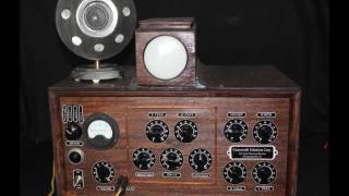Video First Electronic Television - Farnsworth's 1929 Receiver and Camera MP3, 3GP, MP4, WEBM, AVI, FLV Juli 2018
