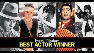 Video Every Filmfare Best Actor (Male) Winner Ever (1953-2017) MP3, 3GP, MP4, WEBM, AVI, FLV Desember 2018