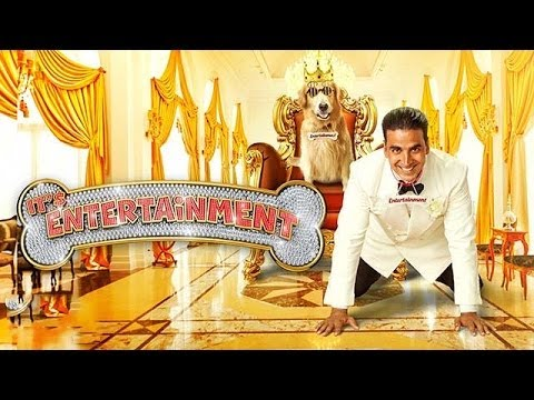 It's Entertainment - Akshay Kumar, Tamannaah Bhatia I Official Hindi Film Trailer 2014 Launch