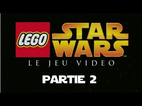LEGO Star Wars : Le Jeu Vid�o GameCube