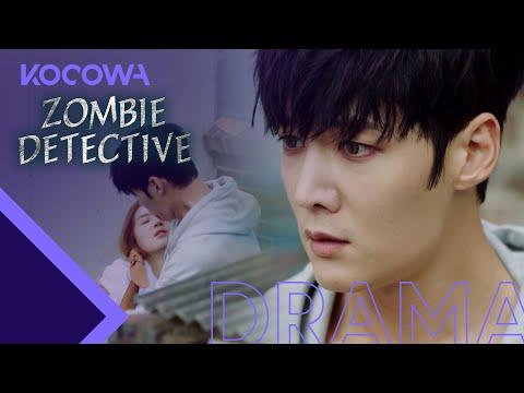 Choi Jin Hyuk hides Park Joo Hyun [Zombie Detective Ep 8]