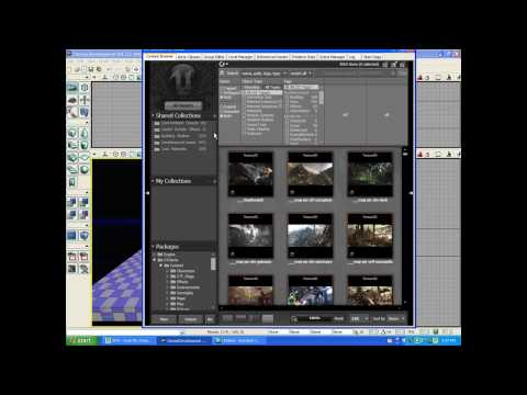preview-UDK Tutorial 7: How To Import Models To UDK From 3D Max (IWillShutUDown)