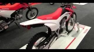 2. 2014 Honda CRF 125F Walkaround [gulebure]