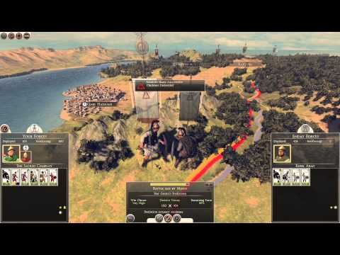 Total War: Rome II - Alternate History campaign with Chadman - Episode 7