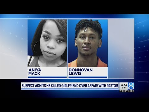 Suspect admits he killed girlfriend over affair with pastor