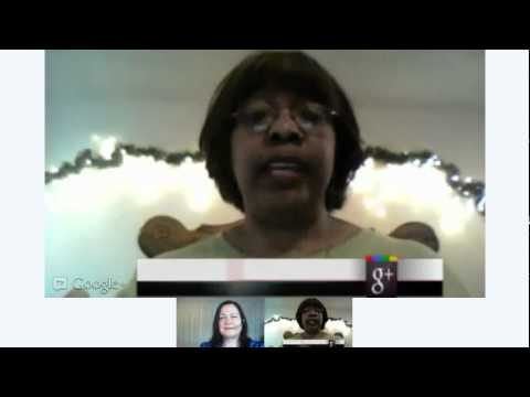 Google+ Hangout On Air: Business & Social Media News with Kim & Lis (testing)