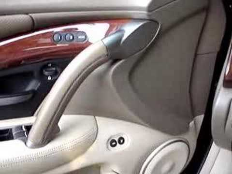 how to replace acura rl door handle
