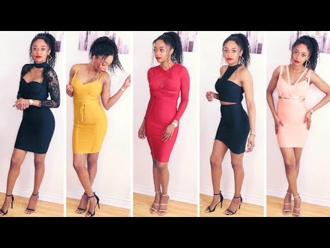Video MA COLLECTION DE ROBES BANDAGES - ROBES DE STARS⎮Maggy Kloset download in MP3, 3GP, MP4, WEBM, AVI, FLV January 2017