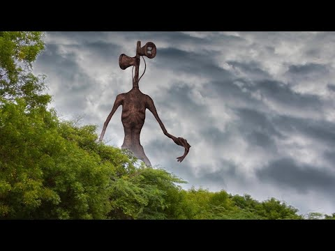 Siren Head In Real Life - Horror Movie | Coming Soon