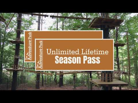 """Ultimate Luxury Experiential Gift"" Added to List from The Adventure Park at The Discovery Museum"