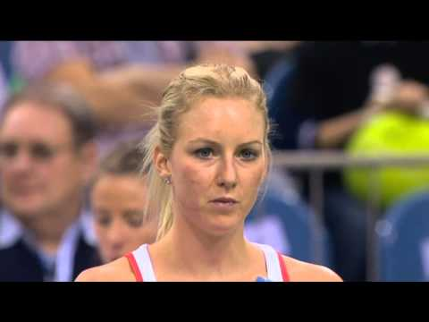 ►HD◄ Maria Sharapova vs. Urszula Radwanska (Los Angeles 2009 HIGHLIGHTS)