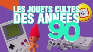 Video Top 8 des jouets cultes des années 90 MP3, 3GP, MP4, WEBM, AVI, FLV Mei 2017