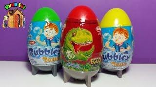 Bu videomuz da 3 farklı sürpriz yumurta açıyoruz. Eğlenceli oyuncaklarla tanışmaya hazrmısınız :) Diğer videolarımızı da izlemek için kanalımıza abone olunuz!* Abone olmak için TIKLAYIN: http://www.youtube.com/user/TheOyunca...* Facebook sayfamızı BEĞENİN: https://www.facebook.com/OyunEvimiz* Twitter'da TAKİP EDİN: http://www.twitter.com/Oyunevimiz