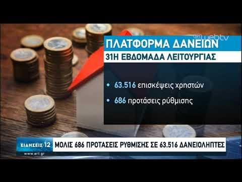 Διαβουλεύσεις για τα «κόκκινα» δάνεια-Συνάντηση Σταϊκούρα με διαχειριστές δανείων   14/02/2020   ΕΡΤ